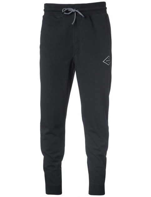 Rip Curl Essential Surfers Track Trousers in Black
