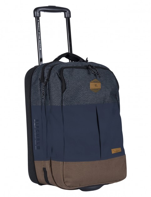 Rip Curl F-Light 2.0 Cabin Stacka Wheeled Luggage in Navy