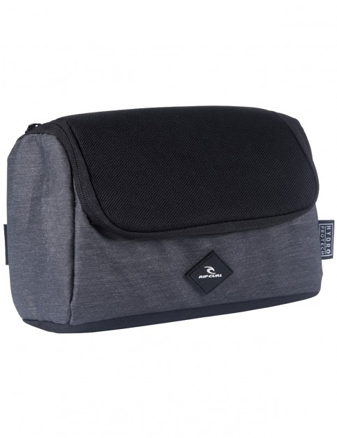 Rip Curl F-Light Toiletry Midnight Wash Bag in Midnight