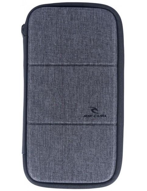 Rip Curl F-Light Travel Wallet Polyester Wallet in Midnight