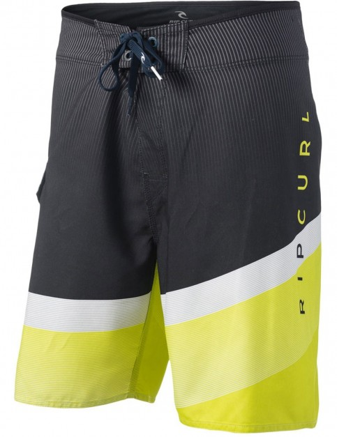 Rip Curl Floater Mid Length Boardshorts in Green