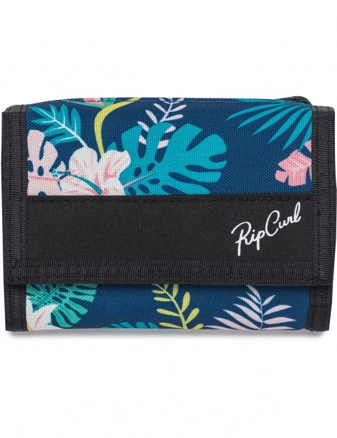 Rip Curl Flora Surf Polyester Wallet in Blue