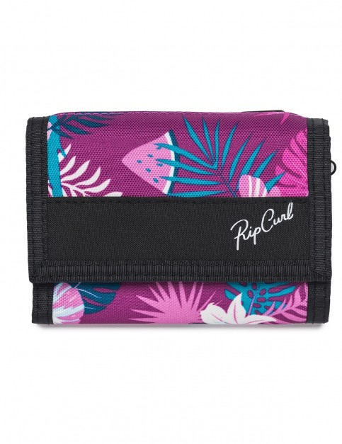 Rip Curl Flora Surf Wallet Polyester Wallet in Purple