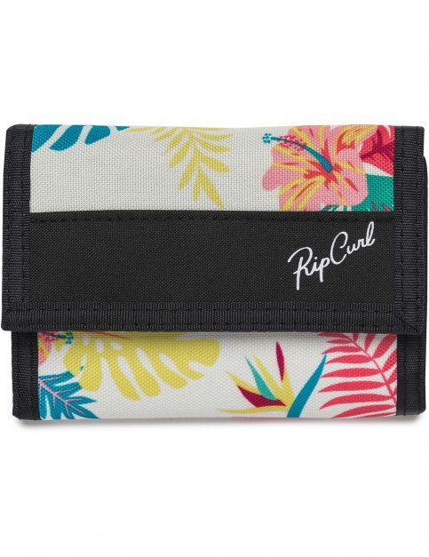 Rip Curl Flora Surf Wallet Polyester Wallet in White