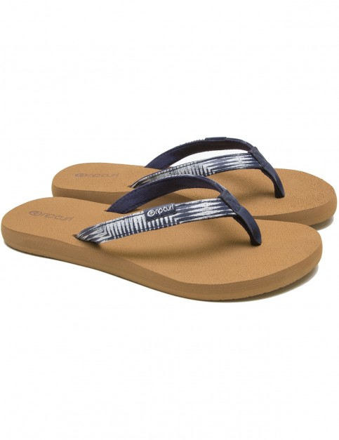 Rip Curl Freedom Flip Flops in Blue