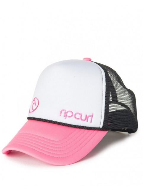Rip Curl Hotwire Trucka Cap in Bright Pink