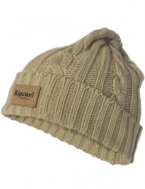Rip Curl Ice Melter Beanie in Slate Green