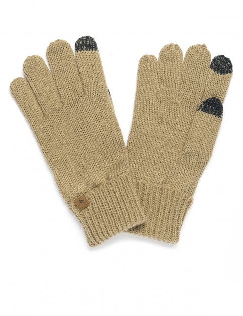 Rip Curl Ice Melter Tip Gloves Gloves in Slate Green