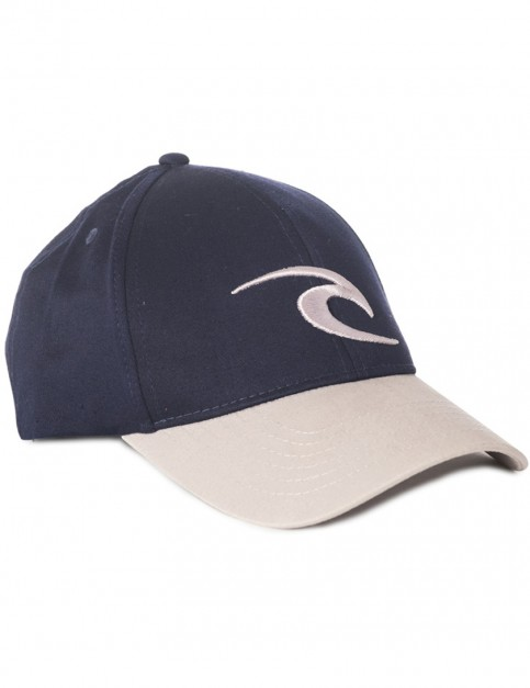 Rip Curl Icon Snapback Cap in Mood Indigo