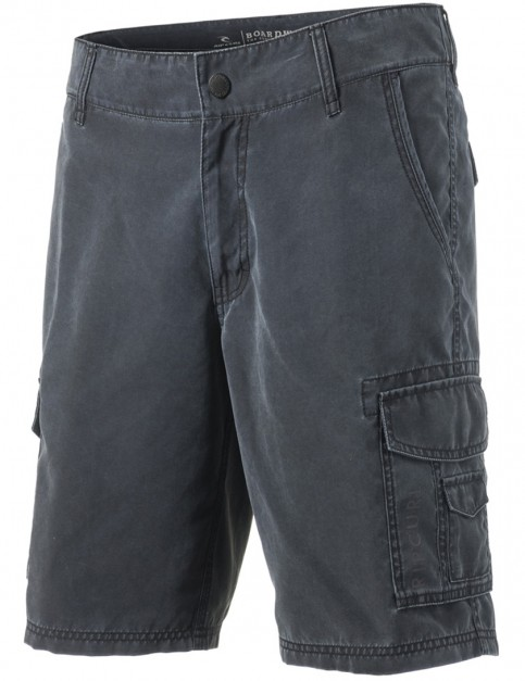Rip Curl Joker Cargo Shorts in Black