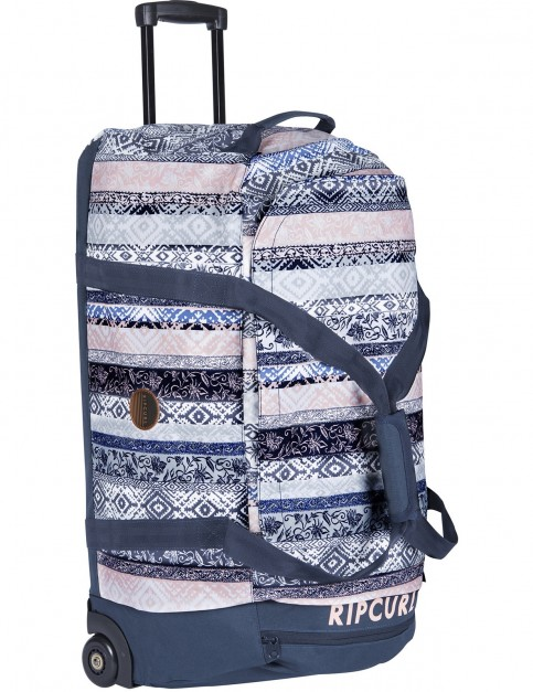 Rip Curl Jupiter High Desert Wheeled Luggage in Navy
