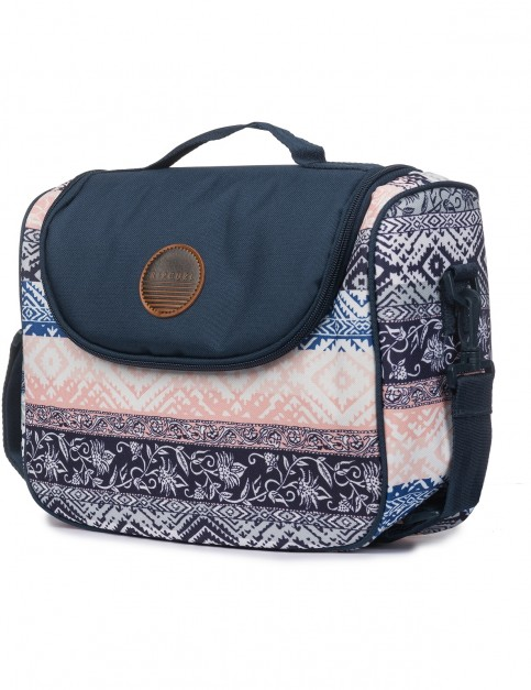 Rip Curl Large Vanity Hi Desert Wash Bag in Navy