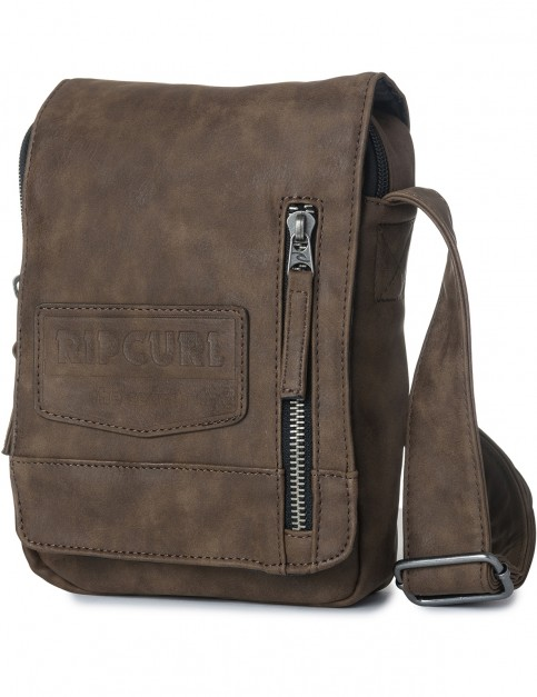 Rip Curl Leazard Pouch Pouch in Brown