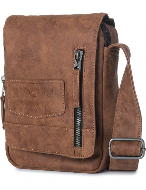 Rip Curl Leazard Pouch Pouch in Tan