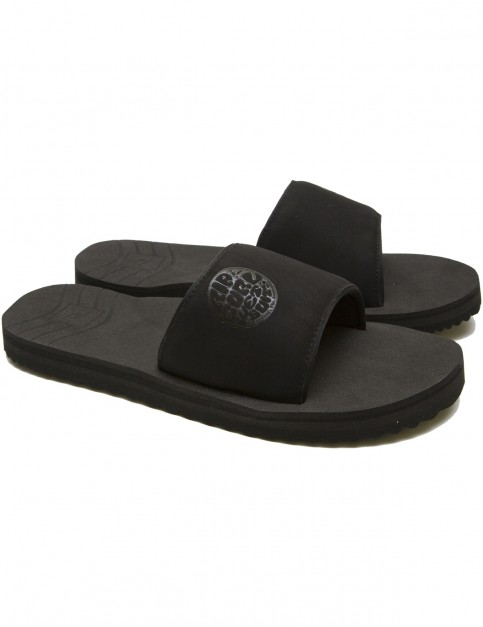 Rip Curl Low Sliders in Black