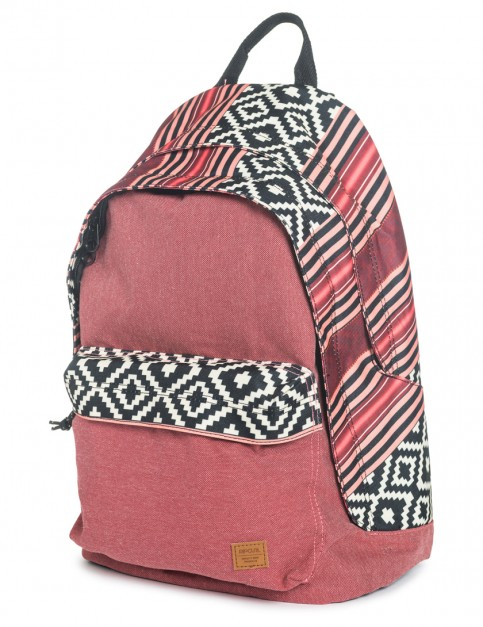 Rosewood Rip Curl Mapuche Double Dome Backpack