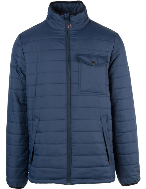 Rip Curl Melt Insulated Jacket in Mood Indigo