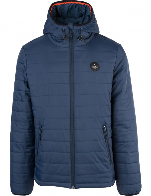 Rip Curl Melter Insulated Jacket in Mood Indigo