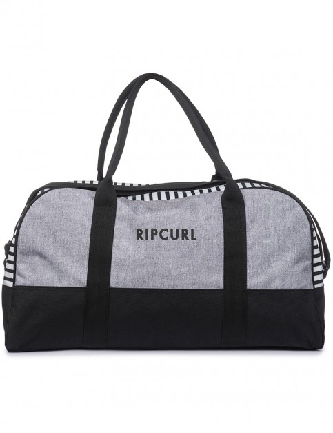 Rip Curl Mid Duffle Essentials Holdall in Black