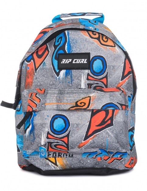 Rip Curl Mini Dome Brush Stokes Backpack in Blue