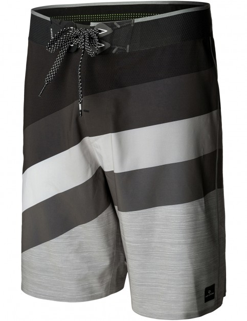 Rip Curl Mirage MF React Ultimate 20'' Technical Boardshorts in Black/Grey