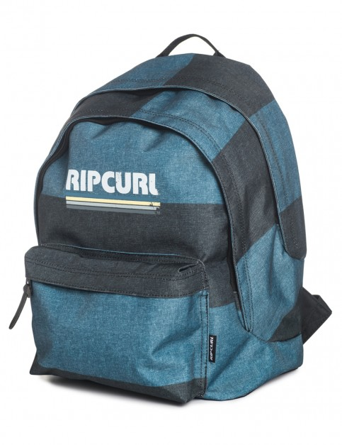 Rip Curl Modern Retro Double Dome Backpack in Blue