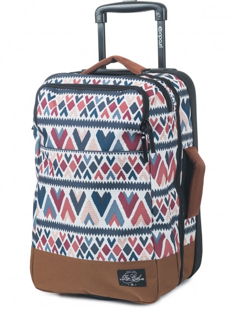 Rip Curl Navarro Cabin Hand Luggage in Cannoli Cream