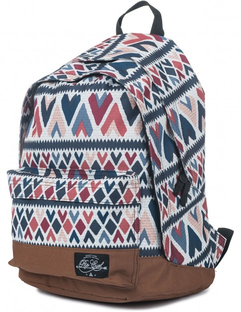 Rip Curl Navarro Double Dome Backpack in Cannoli Cream