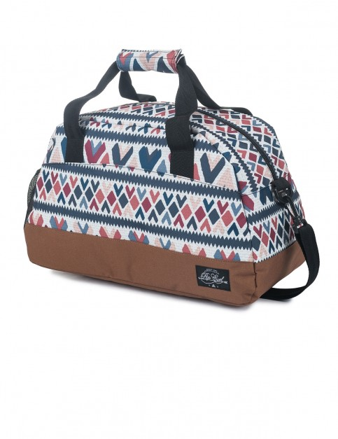 Rip Curl Navarro Gym Bag Holdall in Cannoli Cream