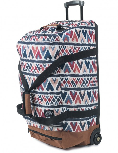 Rip Curl Navarro Jupiter Wheeled Luggage in Cannoli Cream