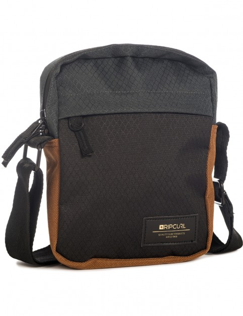 Rip Curl No Idea Stacka Pouch in Black