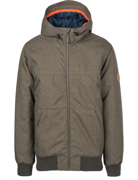 Rip Curl One Shot Anti-Series Jacket in Sepia