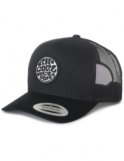 Rip Curl Original Wetty Cap in Black