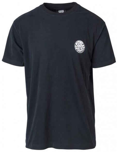 Rip Curl Original Wetty Short Sleeve T-Shirt in Black