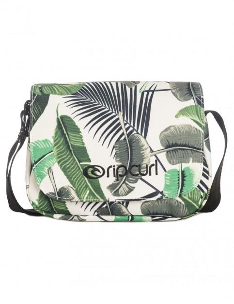 White Rip Curl Palm Island Bags