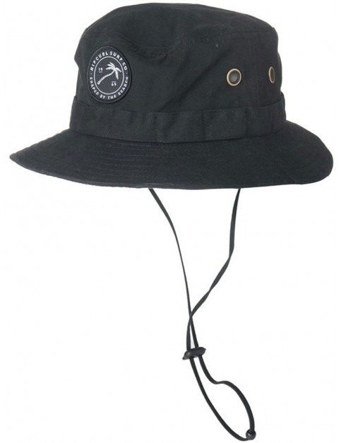 Rip Curl Palmy Sun Hat in Black