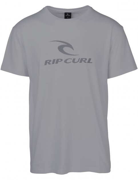 Rip Curl Peak Icon Short Sleeve T-Shirt in Limestone