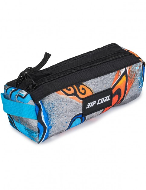 Rip Curl Brush Pencil Case in Blue