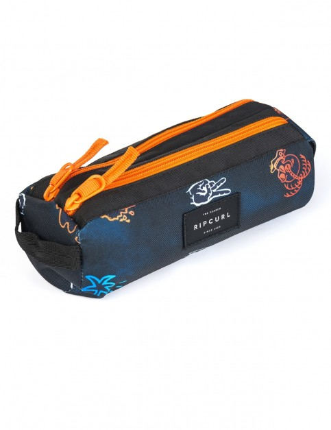 Rip Curl Tropica Pencil Case in Navy