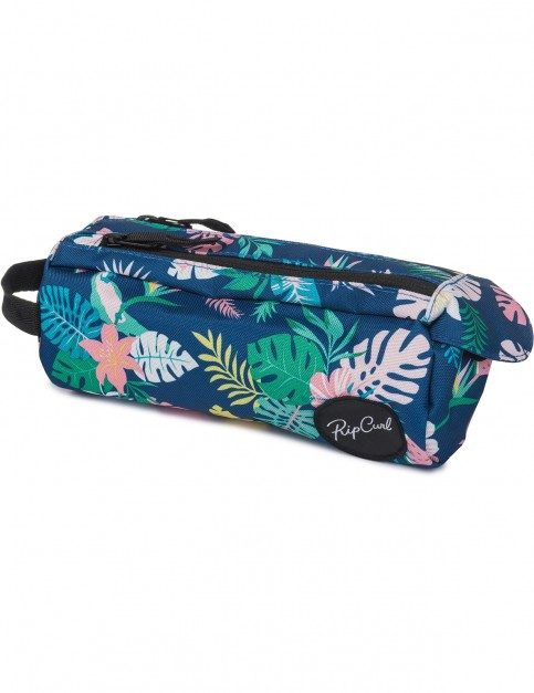 Rip Curl Flora 2P Pencil Case in Blue