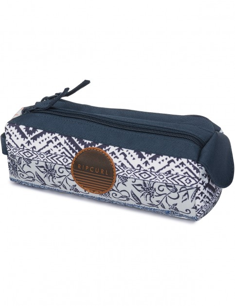 Rip Curl Hi Desert 2P Pencil Case in Navy