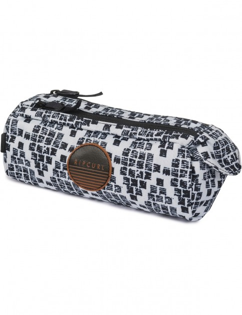 Rip Curl South Wind 2P Pencil Case in Black