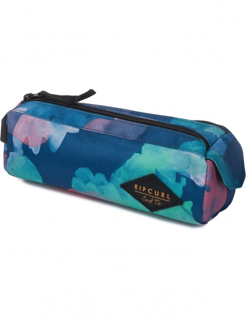Rip Curl Watercamo 2P Pencil Case in Blue