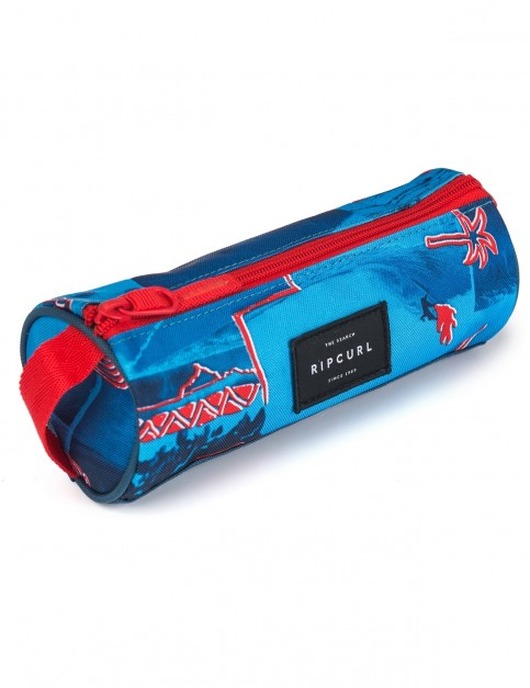 Rip Curl Poster Vibes Pencil Case in Blue
