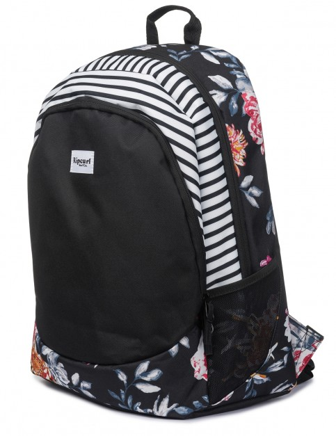 Rip Curl Proschool Desert Flower Backpack in Black