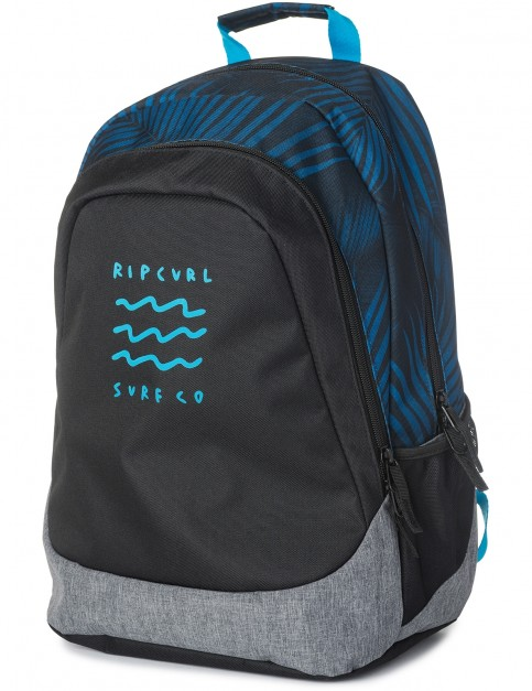 Rip Curl Proschool Glow Wave Backpack in Blue