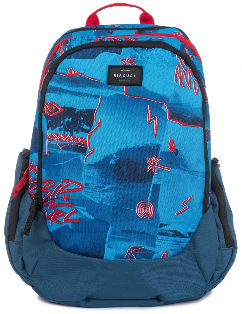 Rip Curl Proschool Poster Vibes Backpack in Blue