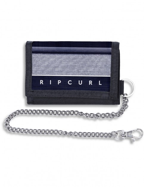 Rip Curl Rapture Chain Surf Polyester Wallet in Black
