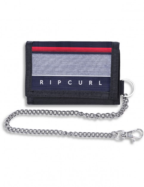 Rip Curl Rapture Chain Surf Polyester Wallet in Blue