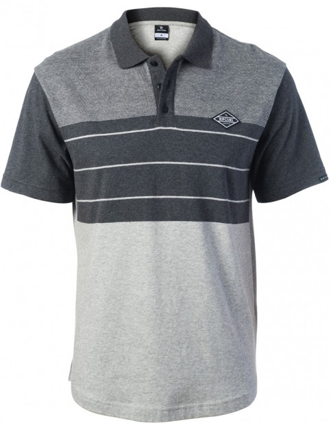 Rip Curl Rapture Polo Shirt in Dark Marl